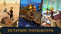 Screenshot zu RuneScape Mobile