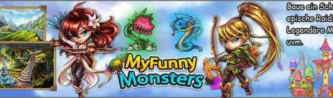 My Funny Monsters